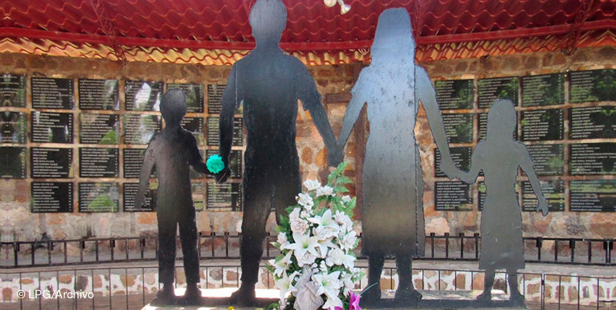 El Salvador: verdad, justicia y reparación para las victimas de la masacre del Mozote